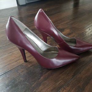 Maroon Heel by The Limited
